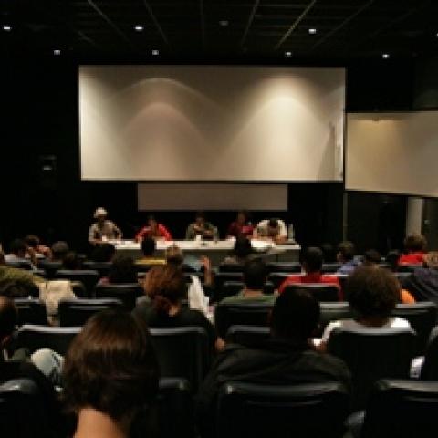 Público Deseducando o Olhar 2009