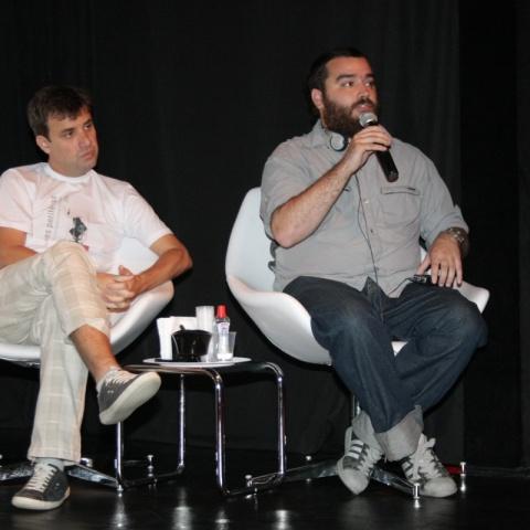 Ramiro Garcia da Associaciacíon Cine en Movimiento, Argentina