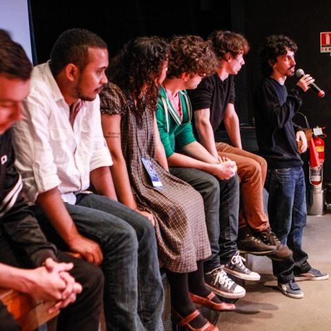 Debate após sessão na edição 2013