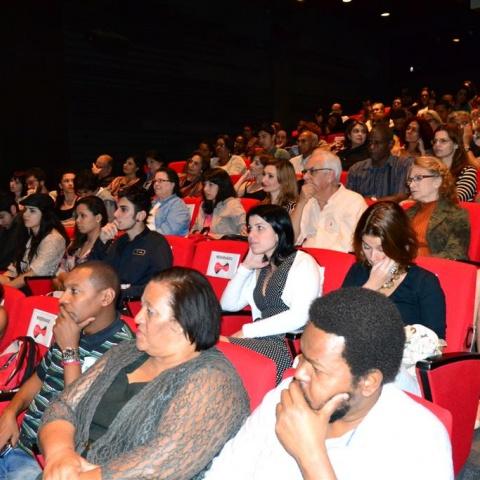 Público abertura edição 2012