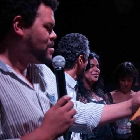 O ator Babu Santanna, júri do festival anuncia os premiados da edição 2011