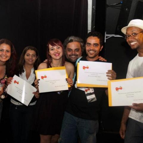 Premiados edição 2011