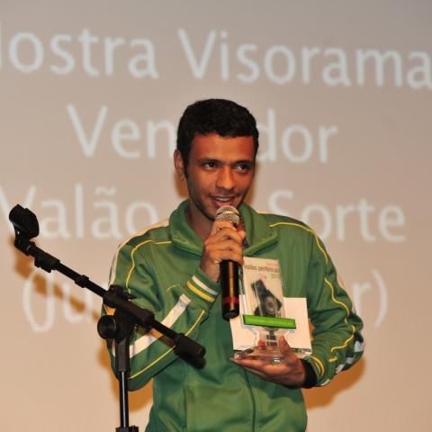 Cerimônia de premiação do Visões Periféricas 2010