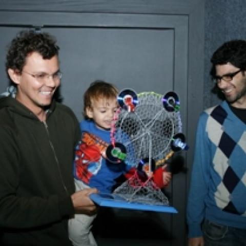 Premiados Visões 2009