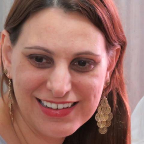 Paula Alves, jurada de Visões  Periféricas 2017.